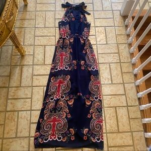 NWOT Everly Floral Maxi Dress